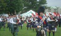 Highland Games great bands by Irene Petree