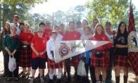 19 N/N\'s marched in the Parade of Tartans! by Irene Petree